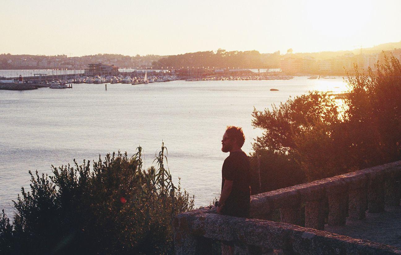 Retrato de Kike Garcia diseñador web en Asturias