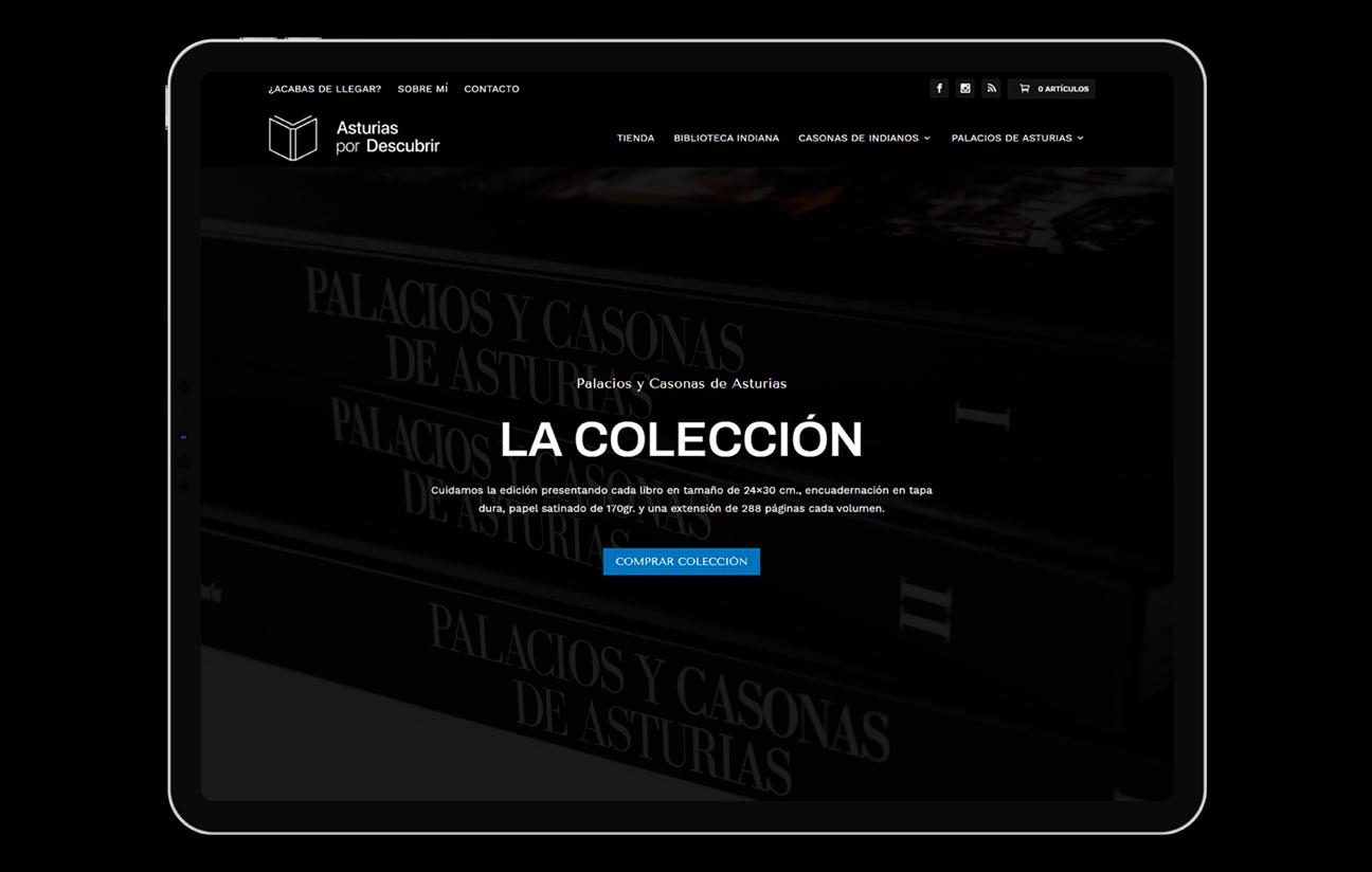 Tienda online Asturias por Descubrir.